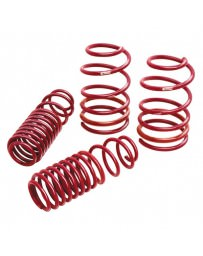 Toyota GT86 Eibach Sportline Front and Rear Lowering Coil Springs