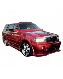 VIS Racing 1998-2002 Lincoln Navigator 4Dr Outcast Front Bumper