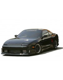 ChargeSpeed 89-94 Nissan 240SX Flip Light Cpe WB