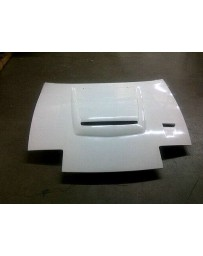 ChargeSpeed 89-94 240SX RPS-13 Flip Eye Vented FRP Hood