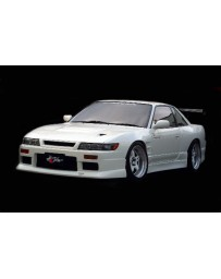 ChargeSpeed 240SX S13 Silvia Hatchback Wide Body Kit