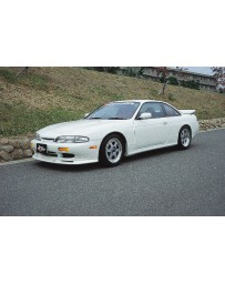ChargeSpeed 1995-1996 Nissan 240SX Front Lip