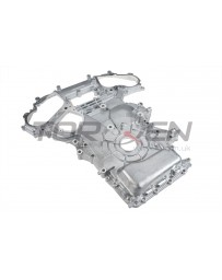 R35 GT-R Nissan OEM GT-R Front Timing Cover Assembly