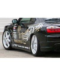 ChargeSpeed 240SX S-15 Rear Wide Fender 30MM