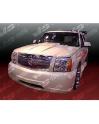 VIS Racing 2002-2006 Cadillac Escalade 4Dr Outcast 2 Front Bumper