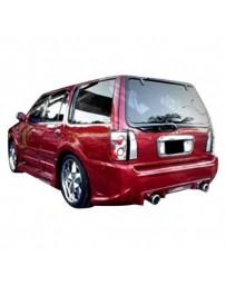 VIS Racing 1998-2002 Lincoln Navigator 4Dr Outcast Rear Bumper