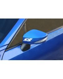 ChargeSpeed 2013-2020 BR-Z FR-S Door Mirror Blue