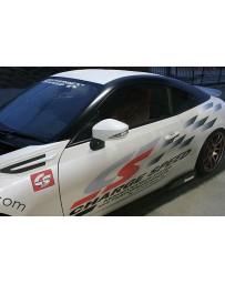 ChargeSpeed 2013-2020 BR-Z FR-S Door Mirror Black