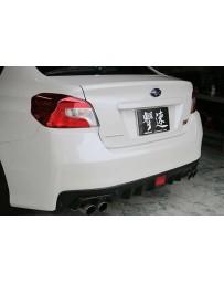 ChargeSpeed Subaru Dark ALL Red LED back foglamp w/ F1 flash