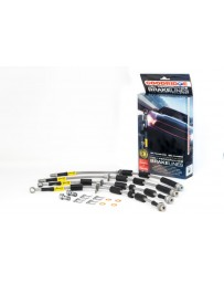 Toyota Supra GR A90 MK5 Goodridge SS Braided Brake Line Kit