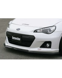 ChargeSpeed 13-16 Subaru BRZ BL T1 FRP Front Lip