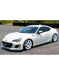 ChargeSpeed 17-20 Subaru BR-Z BL T1 FRP Front Lip