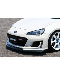 ChargeSpeed 17-20 Subaru BR-Z BL T1 CF Front Lip