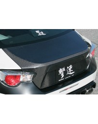ChargeSpeed 2013-2020 Subaru BR-Z Carbon Trunk