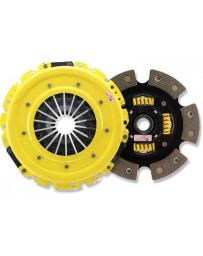 Toyota GT86 ACT Hd Pressure Plate with Race Sprung 6-Pad Clutch Disc