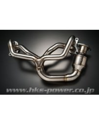 Toyota GT86 HKS Super Manifold with Cstalizer GT-SPEC