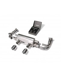 ARMYTRIX Stainless Steel Valvetronic Exhaust System w/High-flow 200 CPSI Catalytic Converter Porsche 992 Carrera 3.0L 2020+