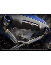 Toyota GT86 GReddy Comfort Sport GTS™ Cat-Back Exhaust System