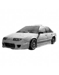 1991-1996 Saturn Sl Evo Side Skirts