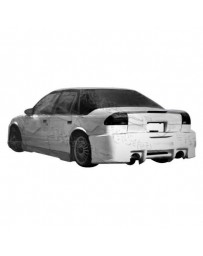 VIS Racing 1991-1996 Saturn Sl Zd Rear Bumper