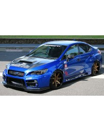 ChargeSpeed 15-20 Subaru WRX T2A CF WB Full Kit