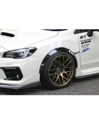 ChargeSpeed 15-20 WRX STi FRP Bubble Over Fender