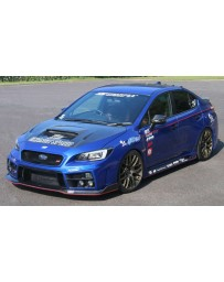 ChargeSpeed 2015-20 Subaru WRX 4Dr 1B Full Kit CF