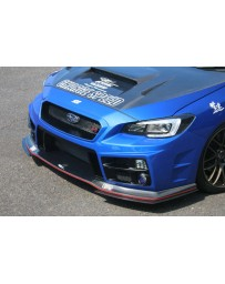 ChargeSpeed 15-20 Subaru WRX 4Dr FrontBumper 2A CF