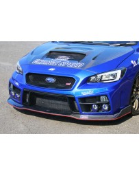 ChargeSpeed 15-20 Subaru WRX Front Bumper 1B CF