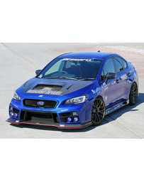 ChargeSpeed 2015-20 Subaru WRX 4Dr 1A Full Kit FRP