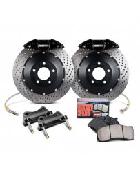 Toyota GT86 StopTech Drilled Performance Rear Big Brake Kit