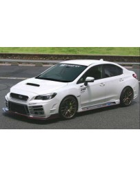 ChargeSpeed 2015-20 WRX 4Dr T3B Front Bumper FRP