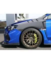 ChargeSpeed 15-20 Subaru WRX Carbon Front Fenders