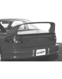VIS Racing 1991-1996 Saturn Sc Coupe Super Style Wing No Light