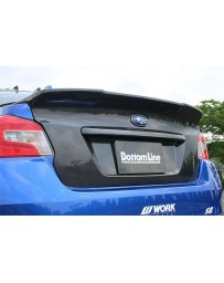 ChargeSpeed 2015-20 Subaru WRX Carbon Tail Trunk