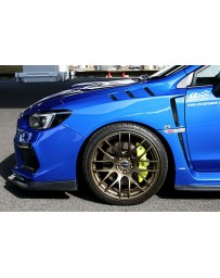 ChargeSpeed 15-20 Subaru WRX Vented Front Fenders