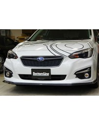 ChargeSpeed 16-20 Impreza Sport GT HB CF Grill Fin