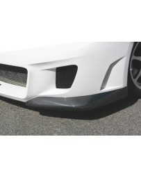 ChargeSpeed 08-14 STi Front Bottom Cowl For T-2 Front Bumper