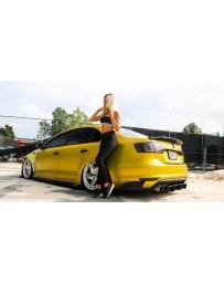 10-14 Volkswagen Jetta GLI Street Aero Rear Diffuser