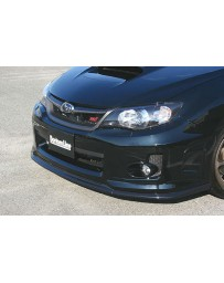 ChargeSpeed 11-14 WRX STi GR-C Bottom Line T-1 Carbon Lip Kit