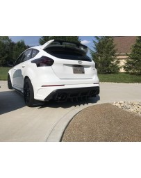 15-18 Ford Focus RS Street Aero Rear Diffuser