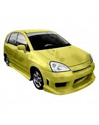 VIS Racing 2003-2007 Suzuki Aerio Striker Front Bumper