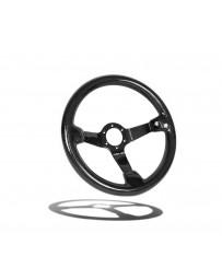 Street Aero Carbon Fiber Steering Wheel