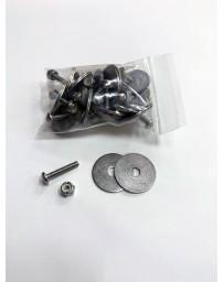 Street Aero Front Splitter Hardware Pack