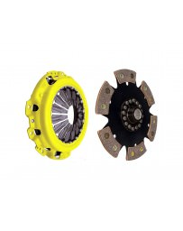 Focus ST 2013+ ACT Heavy Duty Race 6 Pad Clutch Kit