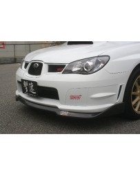 ChargeSpeed Subaru Bottom Line Front Lip Type2 for STi Carbon