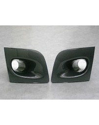 ChargeSpeed Impreza WRX FRP Brake Ducts