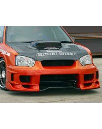 ChargeSpeed 2005 Impreza Type-2 Full Kit With 3D Carbon Center
