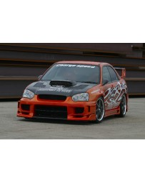 ChargeSpeed 2004 Impreza T2 Full Kit W Straight Carbon Center