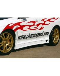 ChargeSpeed Impreza WRX Type-2 Side Skirt